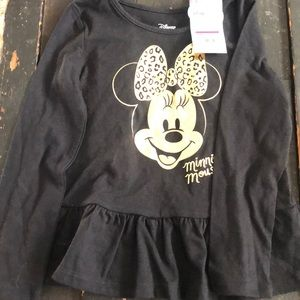 Minnie Mouse too